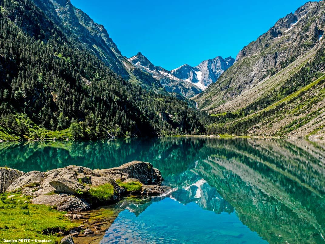 Lac de Gaube Domaine de Pyrène